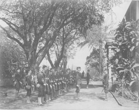 havaí militares