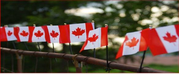 canada bandeira
