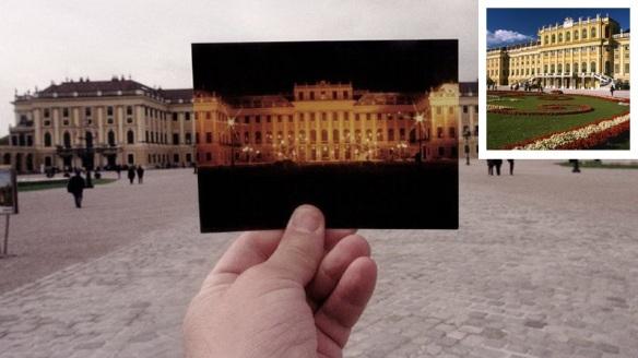 souvenir palácio versalhes viena