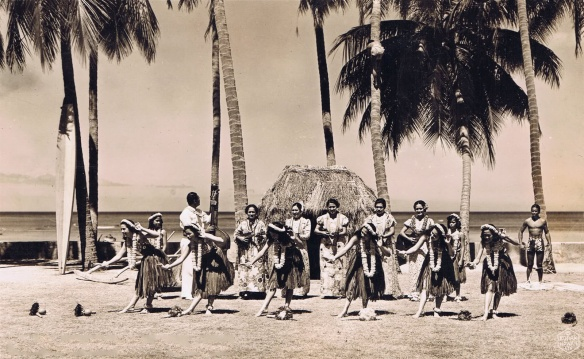dançarinas-hula-foto-antiga
