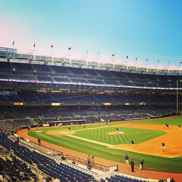 estadio yankee @normanyen